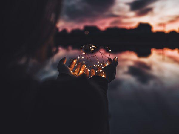 depression feels like a dark cloud