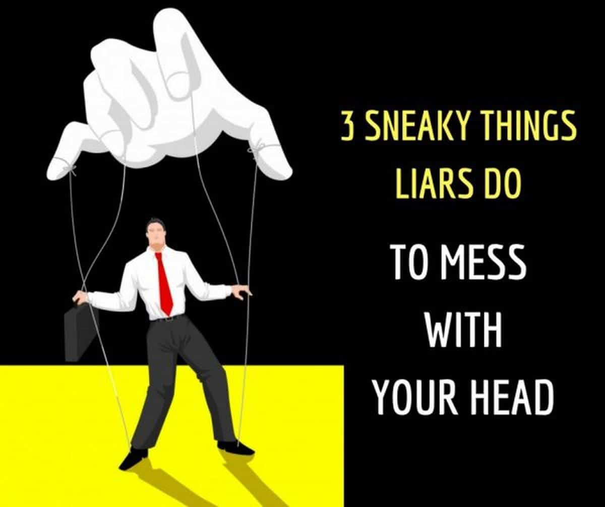 Have all liars in do common what 10 things