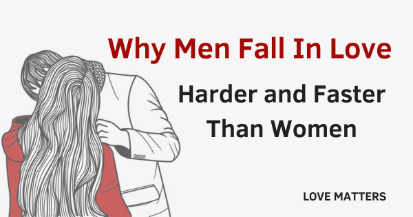 why men fall in love