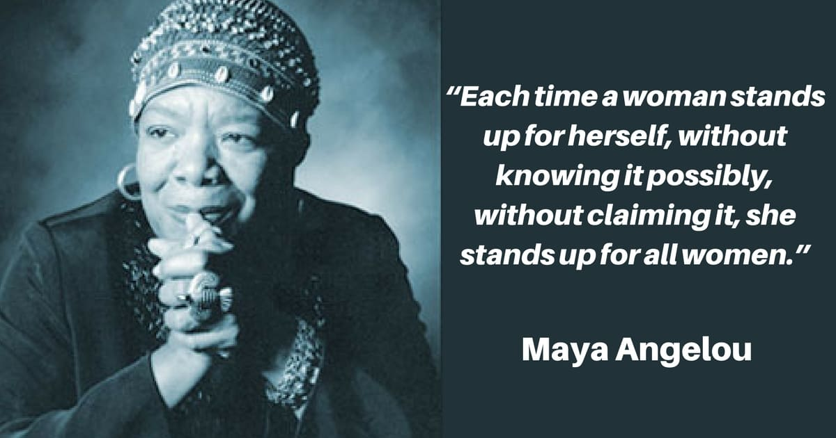 11 Valuable Quotes By Famous Women About Standing Up For Yourself