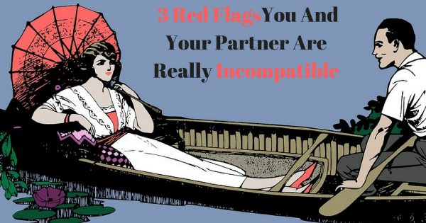signs of incompatibility in relationship